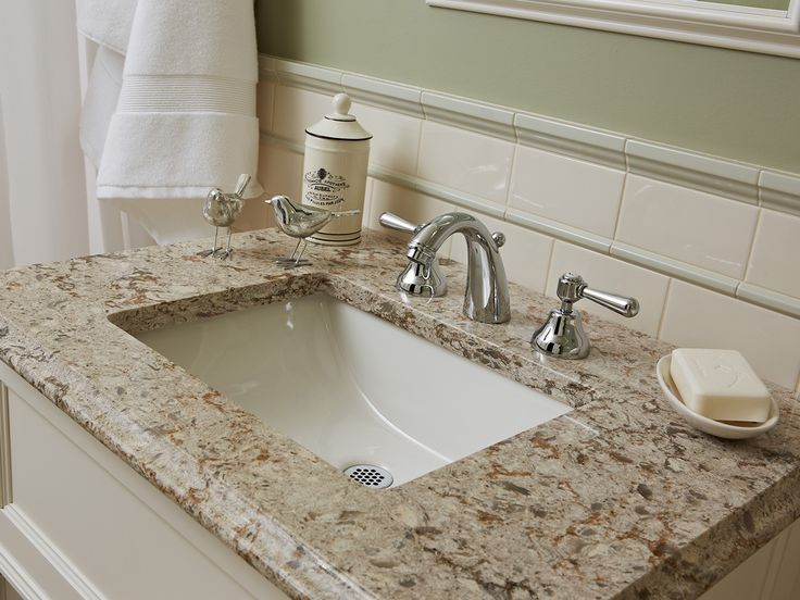 Best 25 granite countertops bathroom ideas on pinterest for Bathroom ideas with quartz