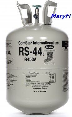 HFC blend Refrigerant R424A known as RS-44b R22 Replacement