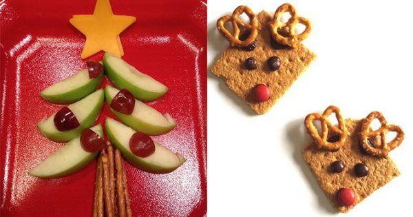Is je kind jarig deze maand, dan is het super leuk om kerst- of wintersnacks te maken als traktatie voor op school. Maar deze gezonde kersthapjes zijn natuurl...