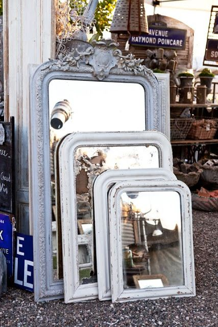 FRENCH COUNTRY COTTAGE: Atelier de Campagne Container Sale
