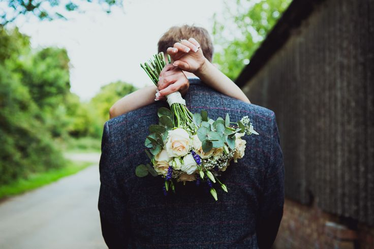 """Romantic and touching wedding photographs Amy B Photography. For more Alternative Wedding inspiration, check out the No Ordinary Wedding article """"20 Quirky Alternatives to the Traditional Wedding""""  http://www.noordinarywedding.com/inspiration/20-quirky-alternatives-traditional-wedding-part-3"""