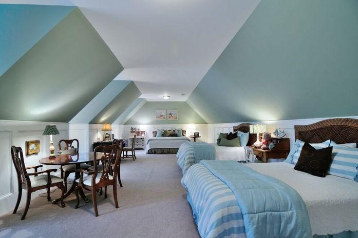 Bonus Room Bedroom Ideas Farmhouse