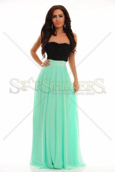 Radiant Beauty Green Dress