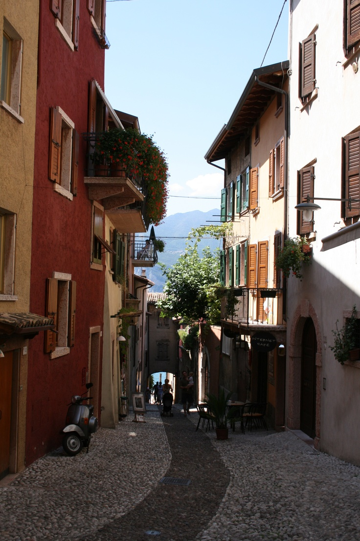 Malcesine on Lake Garda #GardaConcierge