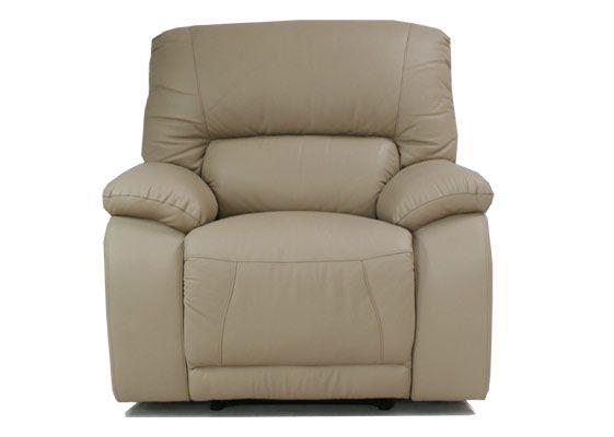 Fotel skórzany TV Relaks, Bujany, Obrotowy, Elektryczny Bostonsofa - skórzane meble wypoczynkowe