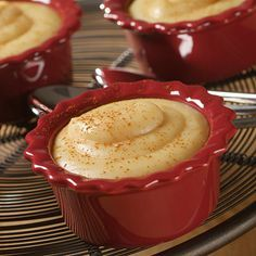 Puerto Rican Rice Pudding Use 20 oz dairy free milk in place of water and evaporated milk.