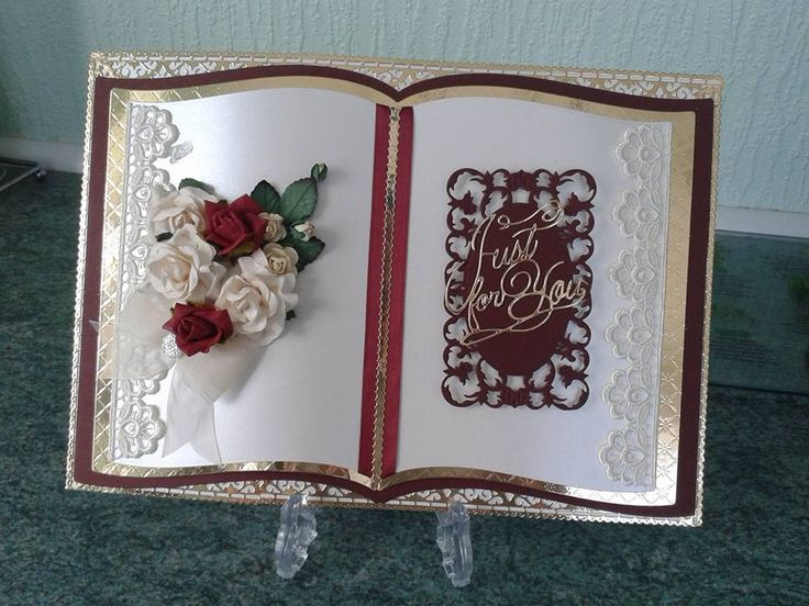 Wonderful Books On Card Making Part - 13: Glenys Hufton: Card Making Tips