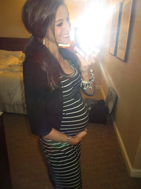 maternity outfit! from Mr. and Mrs. Powell