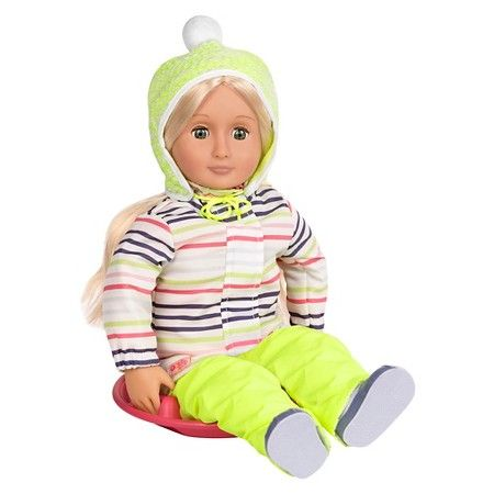 Our Generation® Deluxe Outfit - Snow Sled : Target