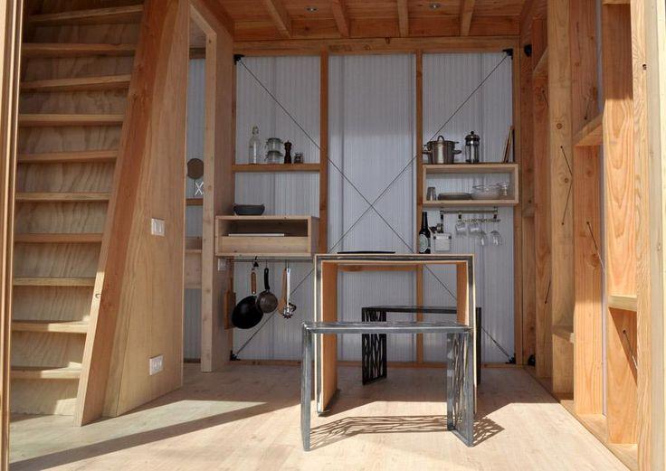 Cabane nature pour deux avec bain norvégien et terrasse, Manzat