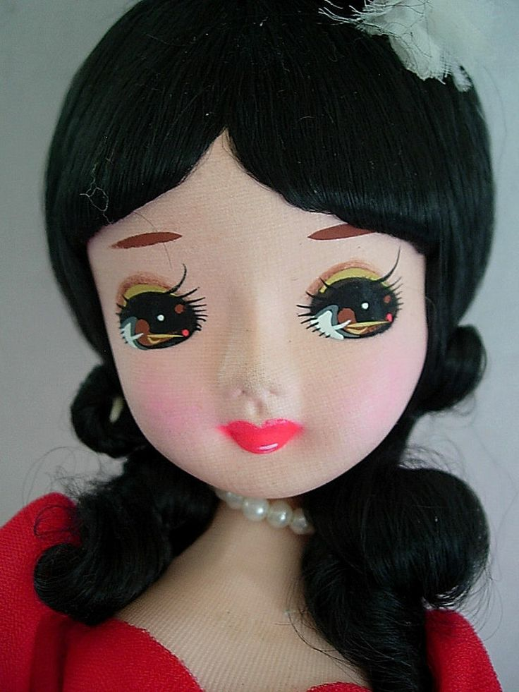 Very Pretty Vinatge Bradley Doll Cute Dolls Baby