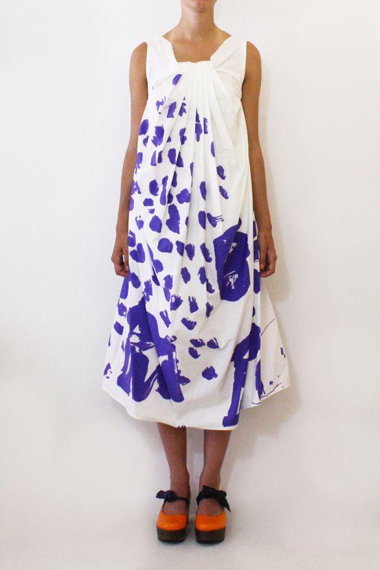 Daniela Gregis spiga dress