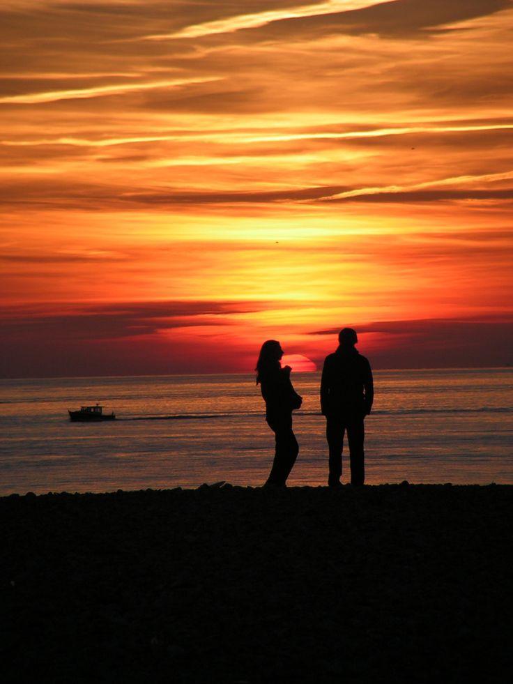 Les 25 meilleures id es de la cat gorie photos coucher de - Les plus beaux coucher de soleil sur la mer ...