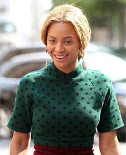 List of Top: 10 Beyonce Pictures Without Makeup