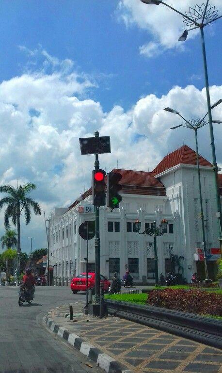 Nol Kilometer Yogyakarta di Yogyakarta, DI Yogyakarta