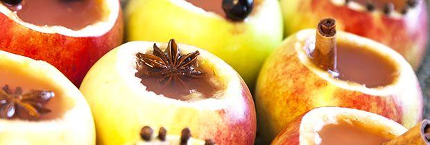 Яблочный пунш (безалкогольный)