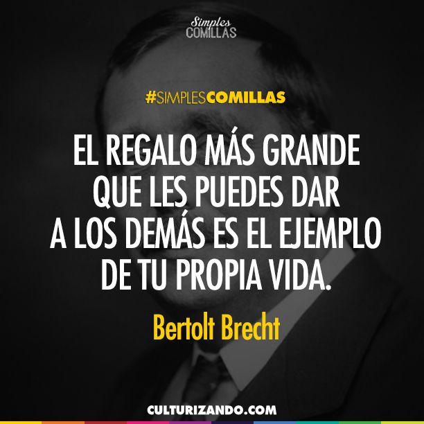 〽️ Bertolt Brecht