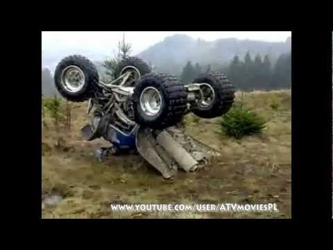 #2 ATV Crash Compilation Fail - Quad        ~~~~~~~ TRAX ATV Store - traxatv.com ~~~~~~~ TRAX ATV Youtube - https://www.youtube.com/channel/UCI_ZJAkR3aGdwcM0z7dO94w/videos?view=1=grid