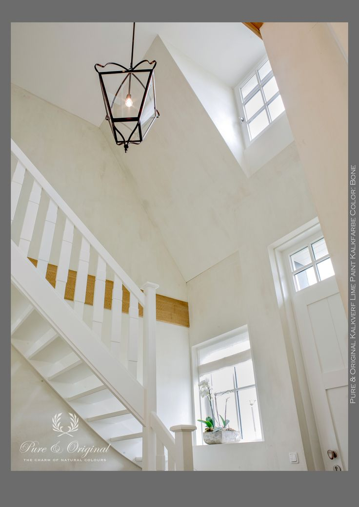 FResco lime paint from Pure & Original in the color Bone