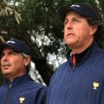 Phil Mickelson wants Fred Couples to be the USA Ryder Cup team captain at Hazeltine in 2016.