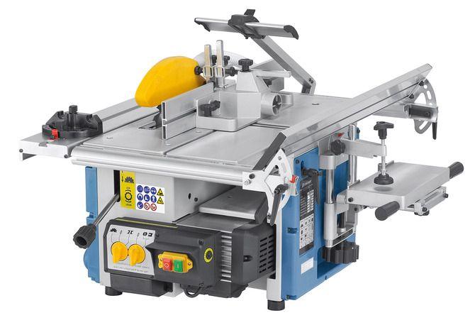 Bernardo CWM 150 – Mehrzweckmaschine – HAFEN