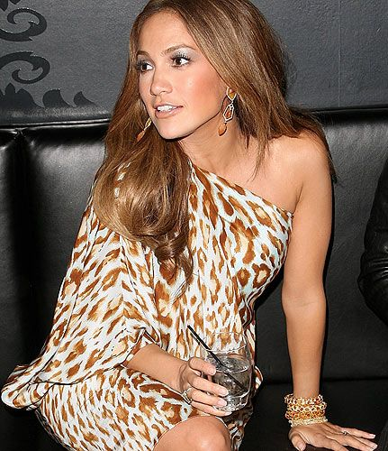 Pictures of Famous Actors and Actresses: Jennifer Lopez Pics