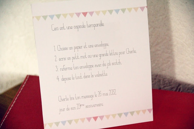 capsule temporelle (anniversaire)