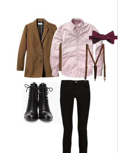 my 11th doctor costume is ready. in theory at least.