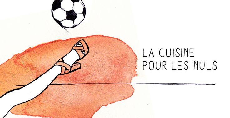 A LIRE : Le foot pour les nuls (www.footista.fr)