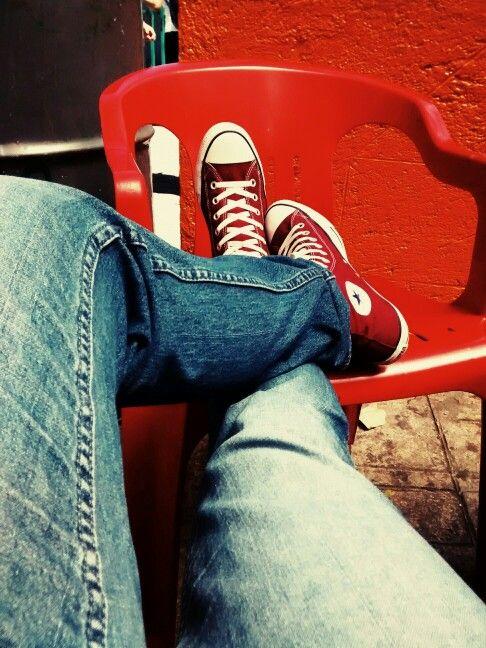 Converse time ._.