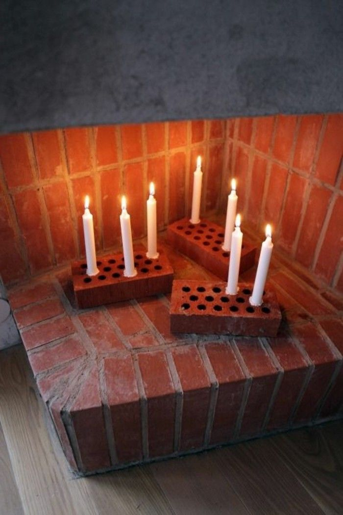 Kerzenhalter basteln – leichter als Sie denken! – Archzine.net