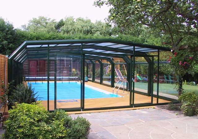 Swimming Pool Enclosure Swimming Pool Pinterest