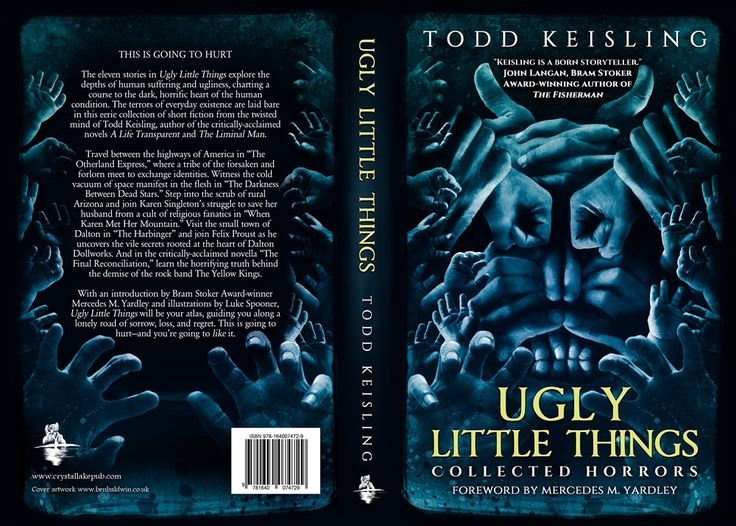 """Full cover art by Ben Baldwin.   """"A pleasure to read, his stories linger well after the last page has been turned.  Excellent stuff."""" – John Langan  Available in paperback and Kindle: http://getbook.at/ULT"""