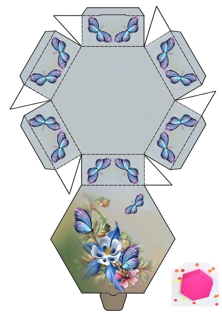 картинки разверток коробок магнитного конструктора выполнен