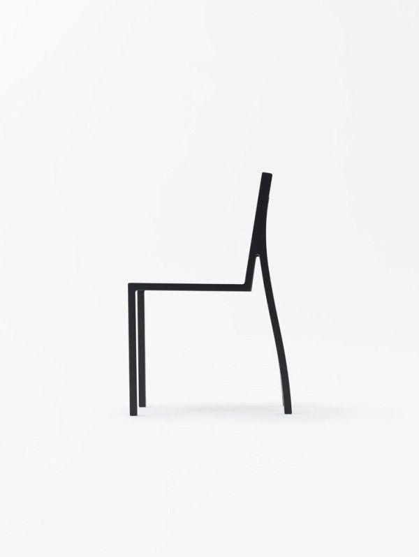 kazu721010: Heel Chair for Moroso / Nendo