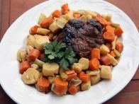 Pork Pot Roast with Root Vegetables