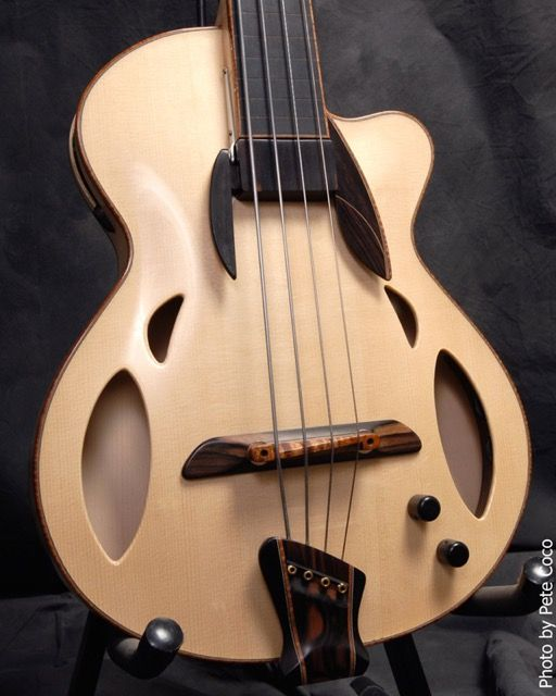Mirabella Guitars Archtop Bass