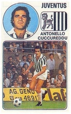 Cuccureddu - Panini Euro Fútbol 77