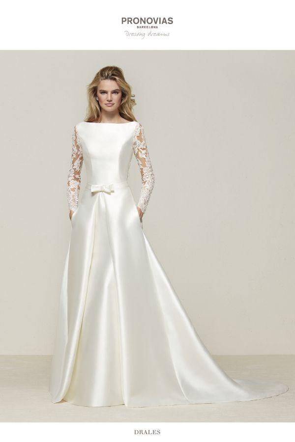 51 besten Pronovias Wedding Dresses Bilder auf Pinterest ...