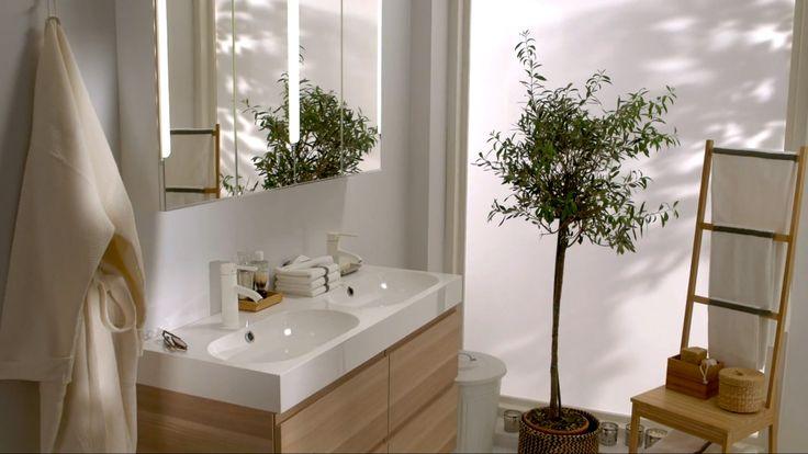 Badkamer meubel Godmorgon  Ikea