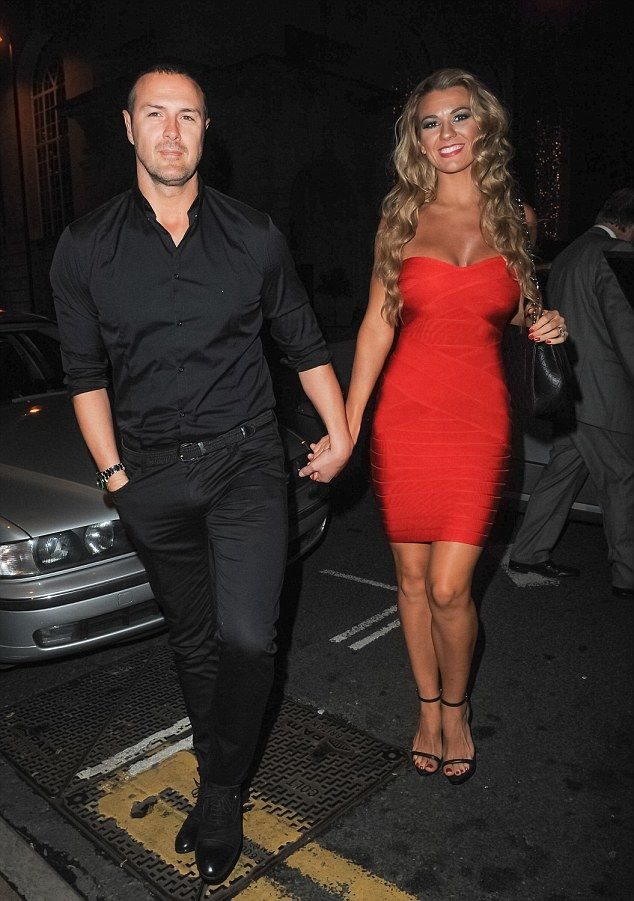 Gym bunny:Paddy McGuinness' stunning wife Christine, 27, showcased the results of hours ...