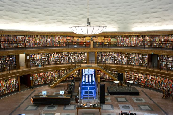 30 Beautiful Libraries From Around The World