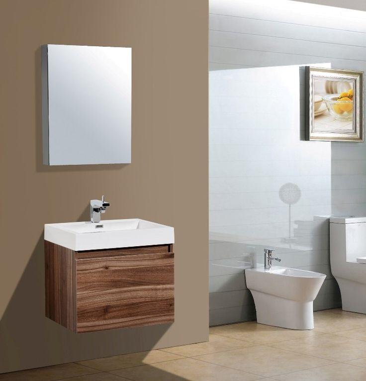 "24 Bathroom Vanity With Medicine Cabinet 30 best vanities 24"" & under images on pinterest | modern bathroom"