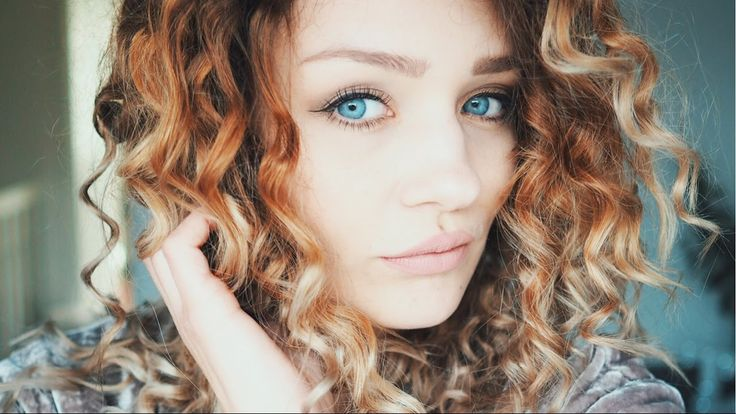 Corkscrew Curls Hair Tutorial | Tiny Twisst