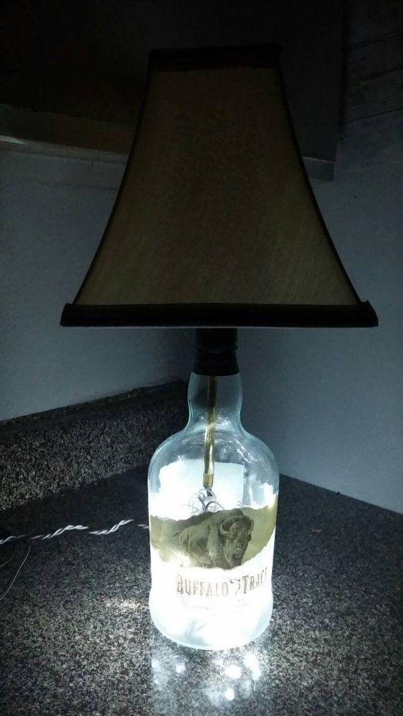 1000 ideas about liquor bottle lamps on pinterest for Make glasses out of bottles