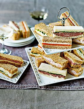 40 best our wedding images on pinterest our wedding for Waitrose canape selection