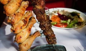 Groupon - All-You-Can-Eat Grill for £14.50 at Rodizio Britannia (44% Off) in London. Groupon deal price: £14.50