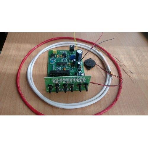 Metal detector (Pulse induction)