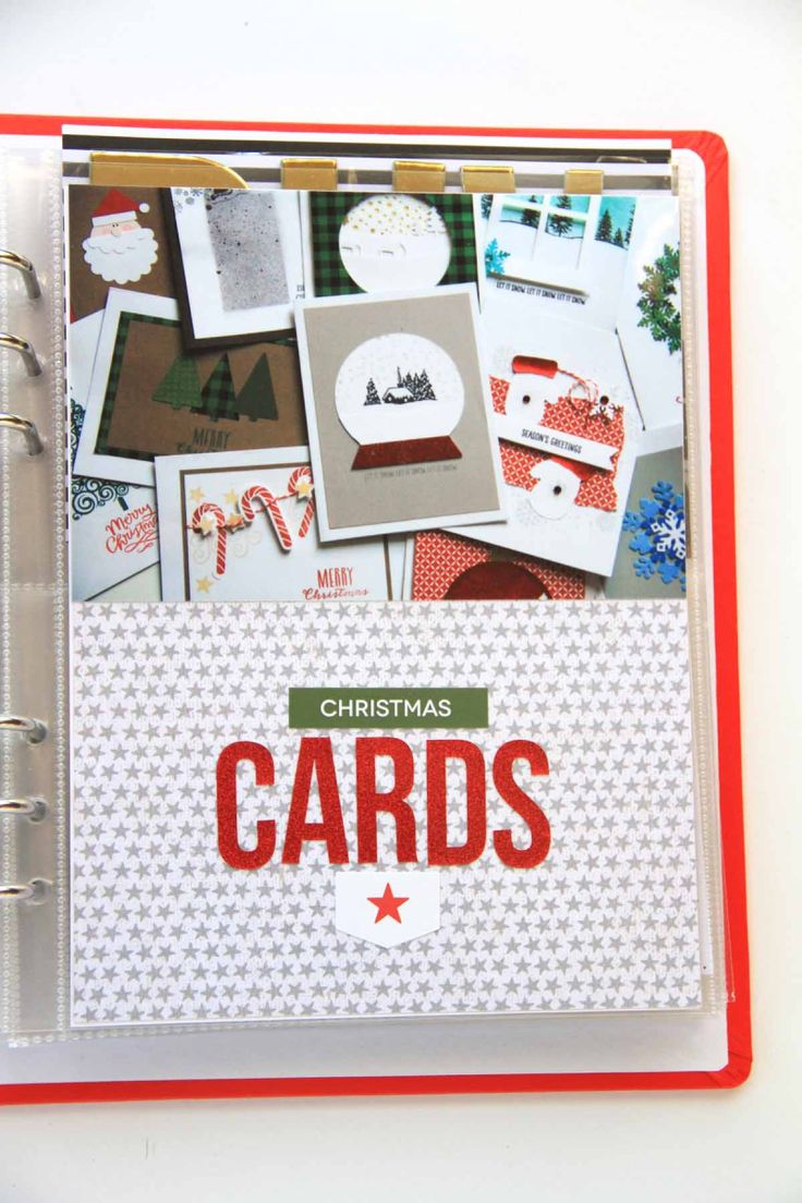 December Daily 2015: Day 11: Christmas Cards