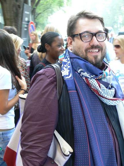 Fotografato da Rink Olga per il suo blog www.haute-pepper.com. Amo moltissimo questa foto!